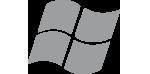 windows logo app desarrollo software