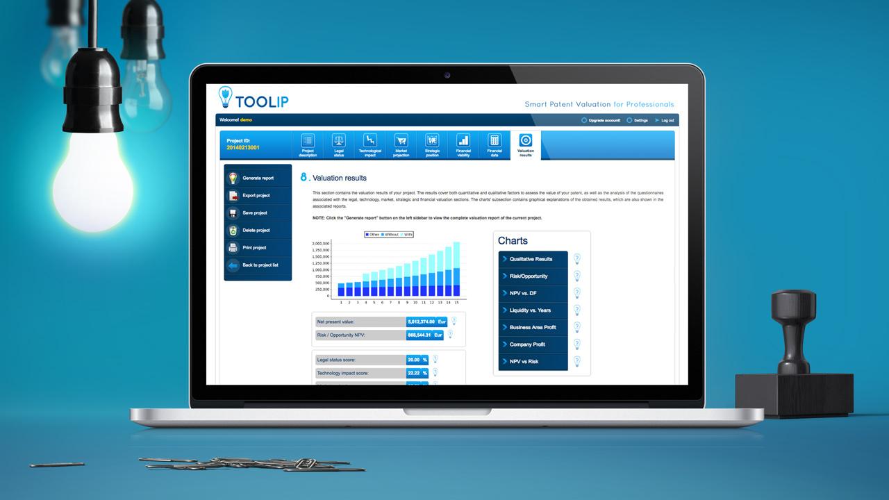 Toolip patentes españa oepm registro
