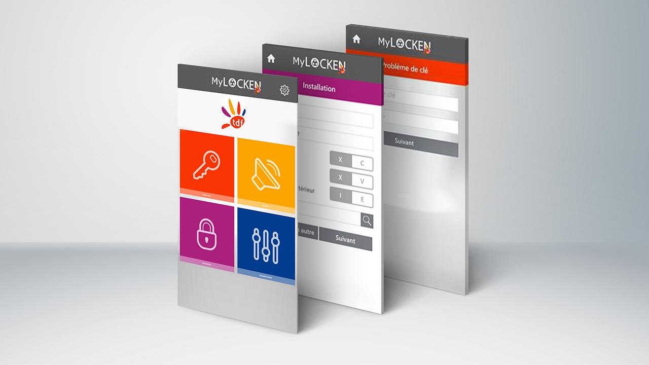 MyLOCKEN app