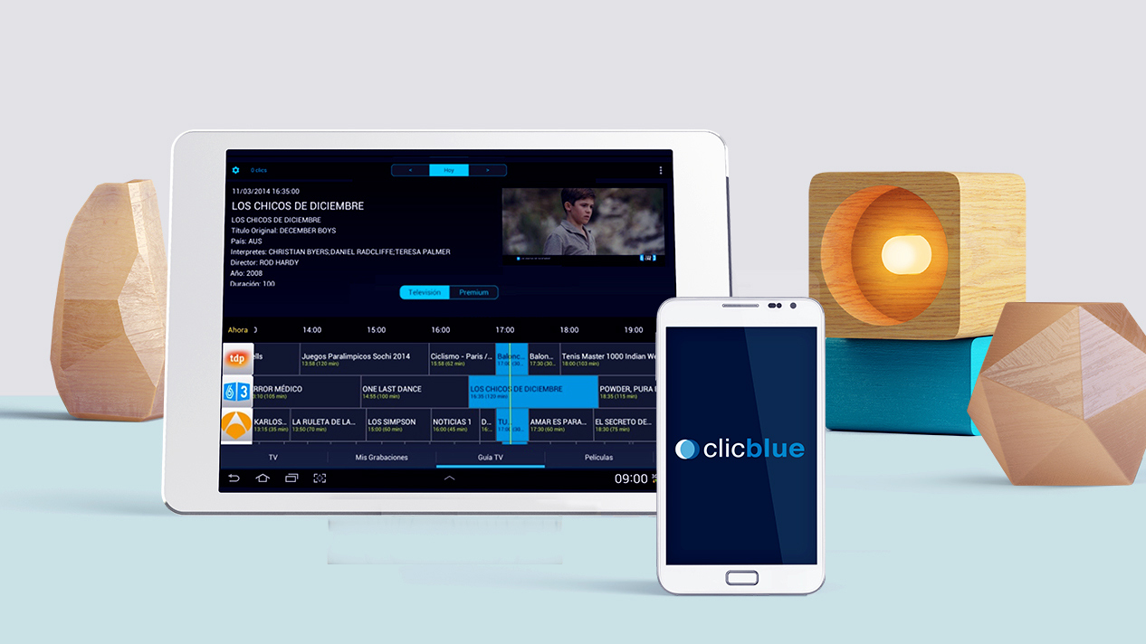 clicblue app android apple itunes