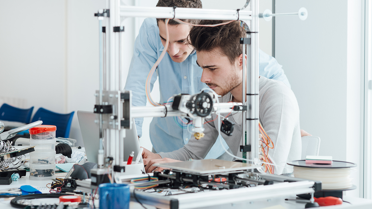 Impresora 3D app android apple itunes web desarrollo softaware empresa madrid