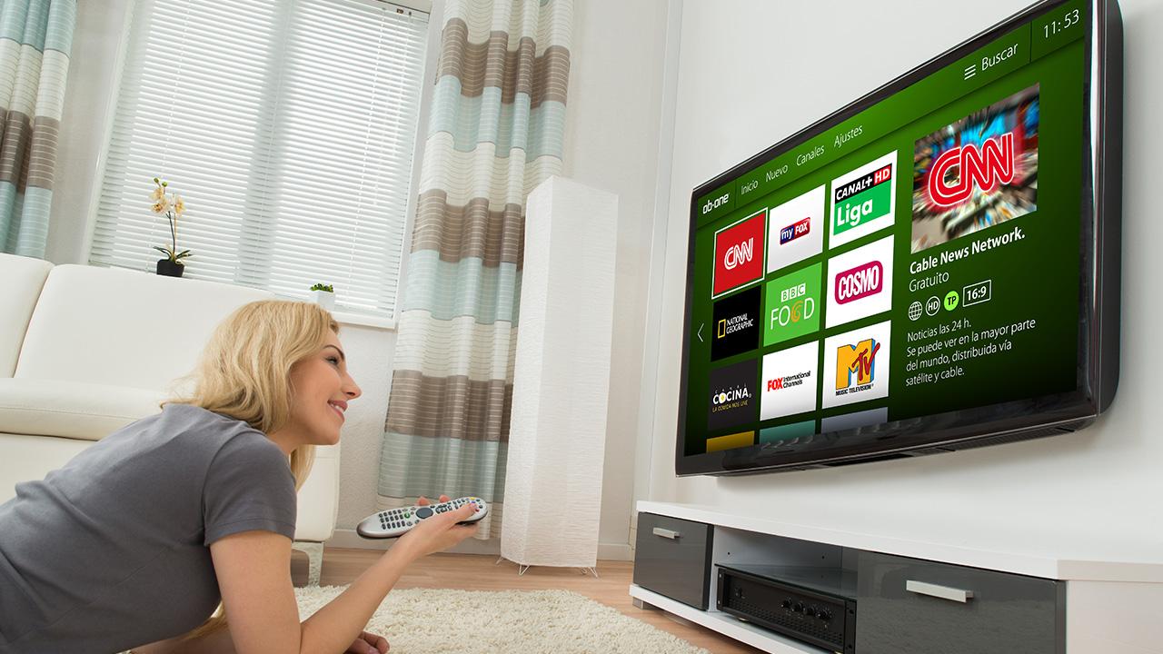 televisión digital ObOne