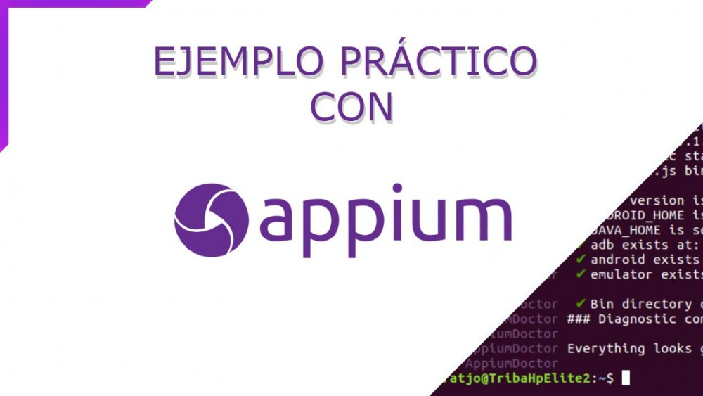 Appium - Tribalyte Technologies