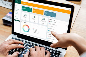 Certification management tool