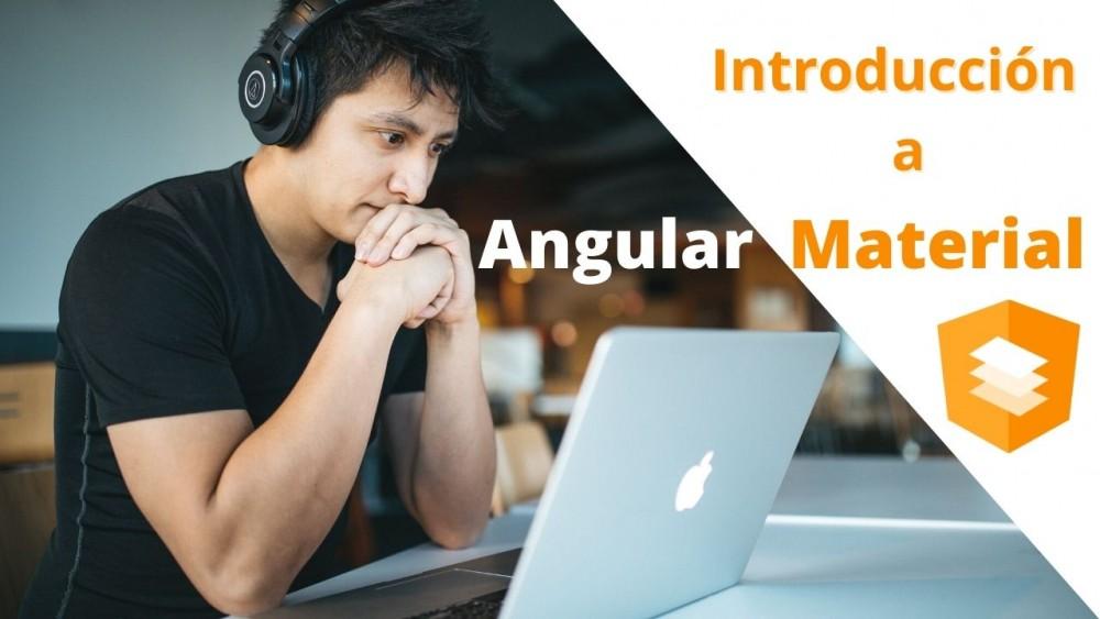 Angular Material introducción | Tribalyte Technologies