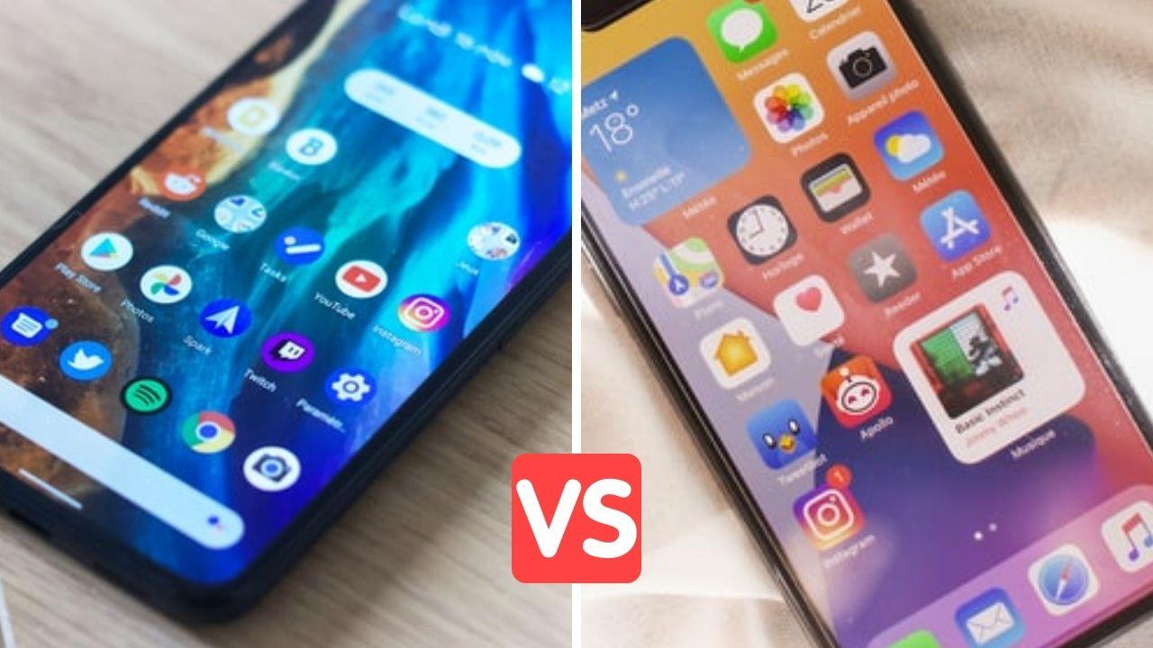 App Android vs iOS - Tribalyte Technologies