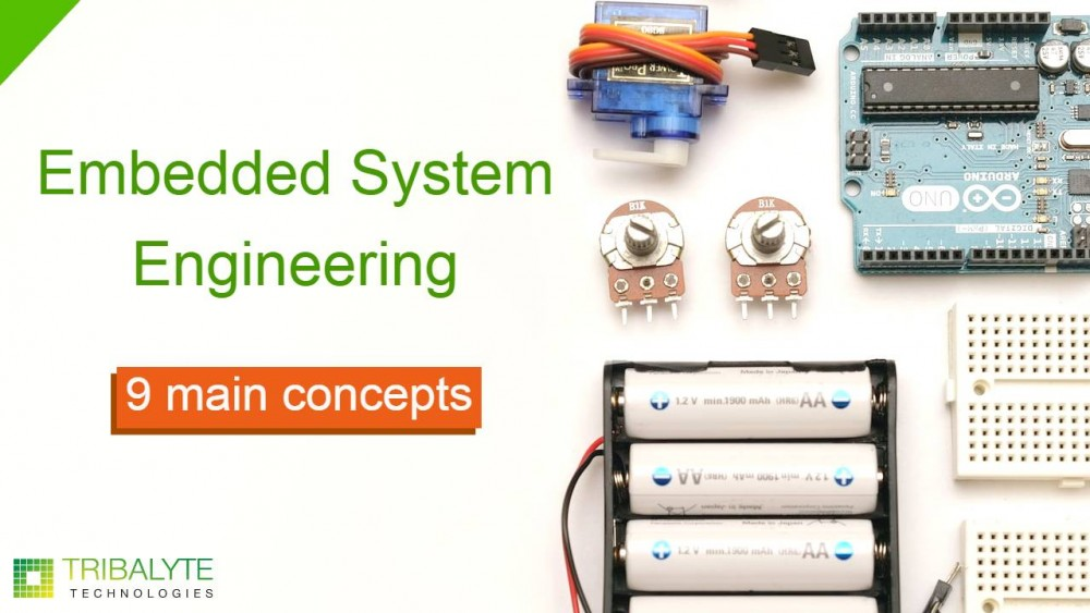 Embedded System | 9 main concepts about Embedded Engineering | Tribalyte Technologies