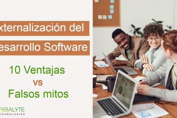 Externalización del Desarrollo Software | Ventajas y falsos mitos | Tribalyte Technologies | Alessandro Barbera Formica