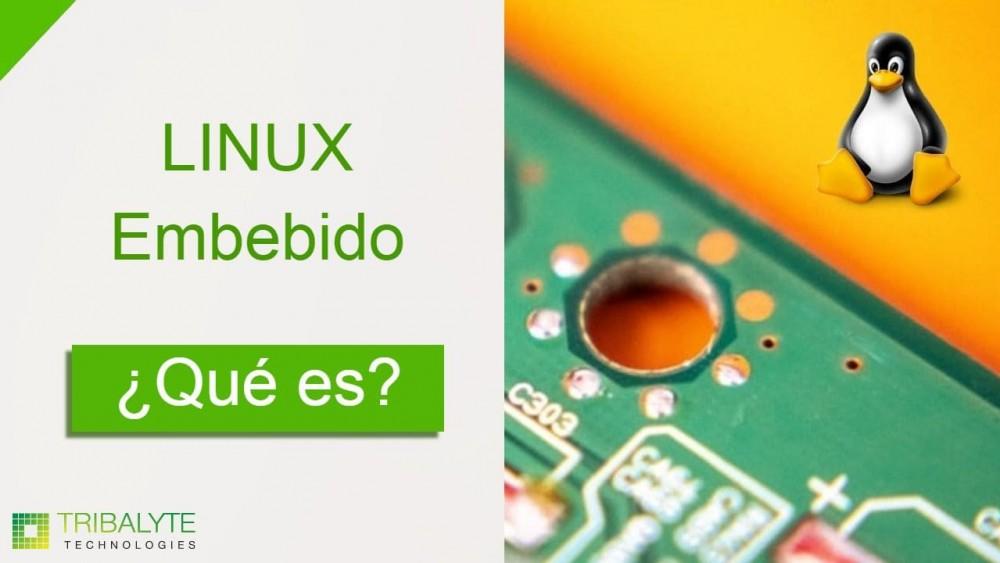 LINUX Embebido | Qué es, cómo funciona y para qué se usa | Tribalyte Technologies