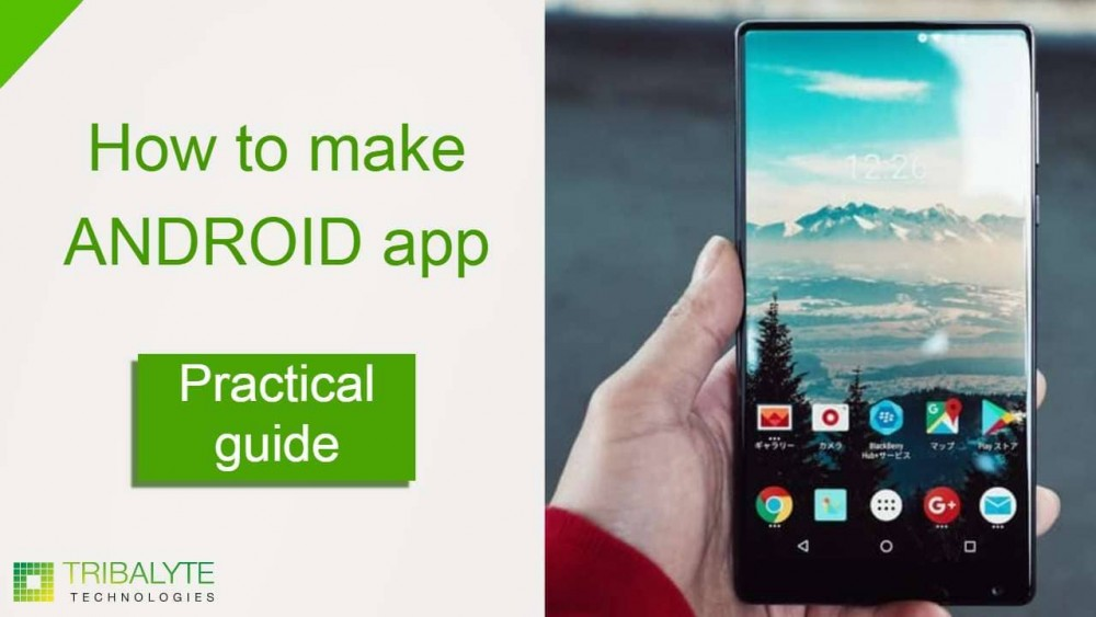 How to make an Android app   Practical guide & best tips   Alessandro Barbera Formica