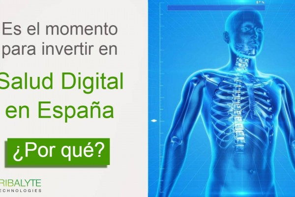Salud digital en España | ¿Por qué es el momento para invertir? | Alessandro Barbera Formica | Tribalyte Technologies